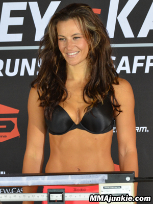 Excited to See Meisha Tate Pose Nude for ESPN? - evolved MMA