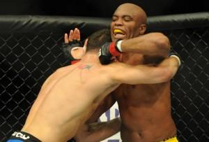 UFC 168 Anderson Silva vs Chris Weidman
