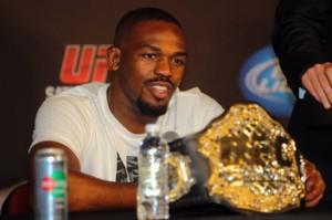 MMA: UFC 159-Jones vs Sonnen