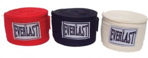 everlast wrist wraps