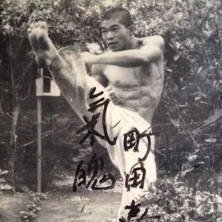 Lyoto Machidas father
