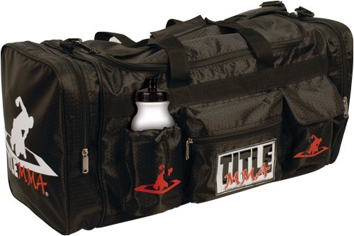 Title Boxing MMA Gym Bag Review