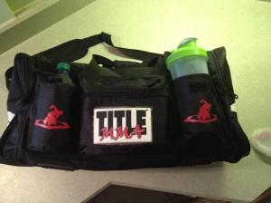 title gym bag