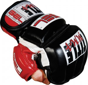 Title MMA Bag Gloves