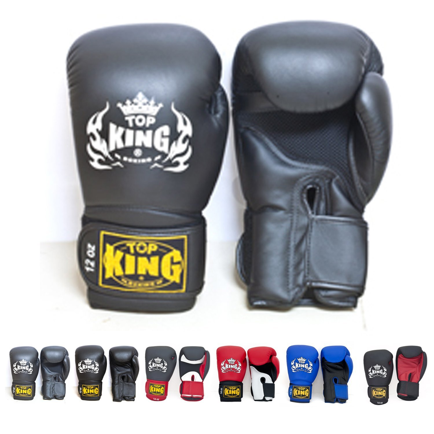 Top 5 Best Muay Thai Gloves For Striking Training