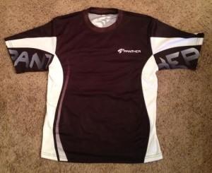 Panther power dry shirt