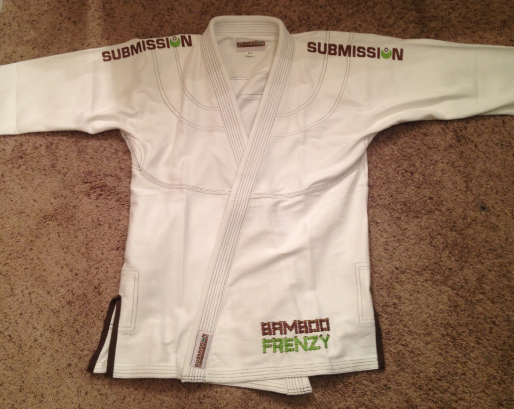 submission fc bjj gi review