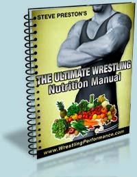 wrestling nutrition