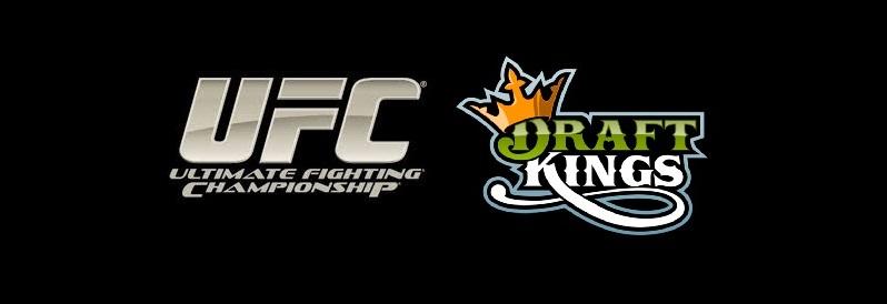 Fantasy UFC DraftKings picks