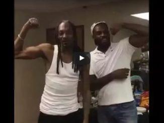 Jon Jones vs Snoop Dogg