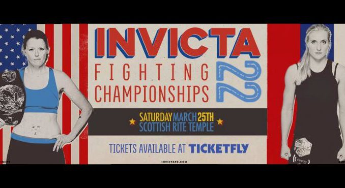 invicta FC 22