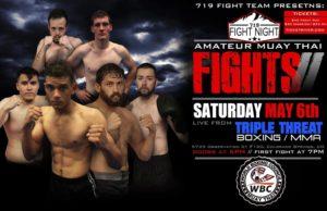 719 Fight Nights 2