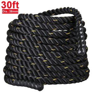 crossfit battle ropes