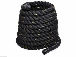 fitness battle ropes